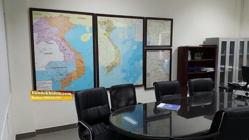 bán bản đồ việt nam quận 1