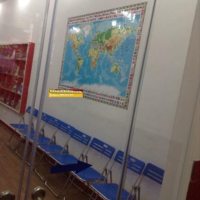 bán bản đồ thế giới quận 8