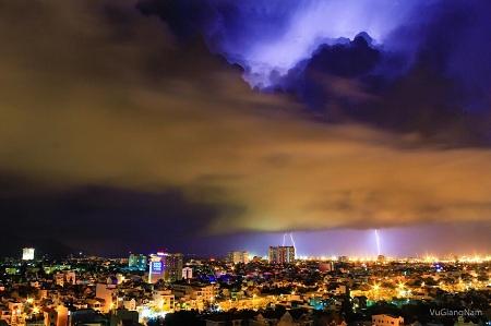Toàn cảnh thành phố Vũng Tàu