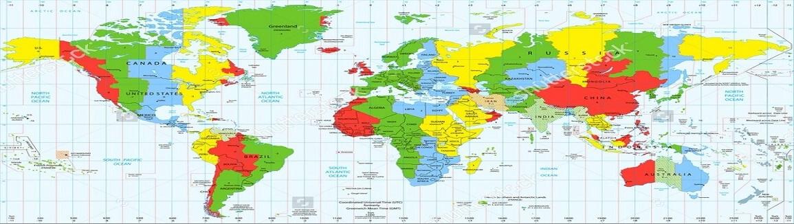 Sự phát triển của bản đồ
