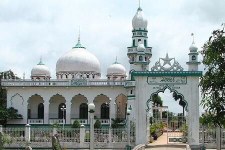Mở rộng kiến thức của bạn về các nhà thờ Hồi giáo lớn nhất Việt Nam