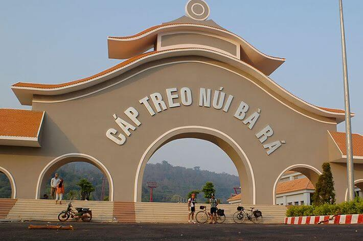 Du lịch tỉnh Bình Phước với bản đồ hành chính