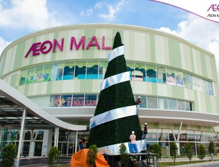 Trung tâm thương mại aeonail