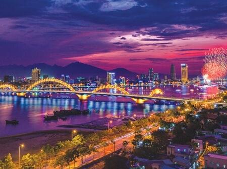 Đến du lịch Đà Nẵng và tìm hiểu bản đồ hành chính nơi đây?