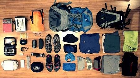 Những thứ bạn không thể quên khi đi cắm trại